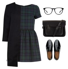 """Oxford"" by erycaah ❤ liked on Polyvore featuring River Island, FitFlop, Dorothy Perkins and The Cambridge Satchel Company"