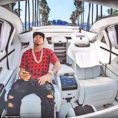 Kylie Jenner's boyfriend Tyga's $2.2 million car repossessed