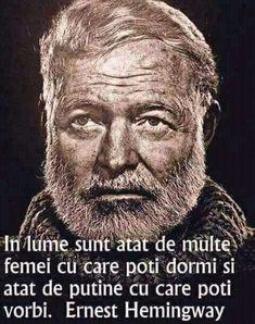 Drama, Ernest Hemingway, True Words, Photo Illustration, Quizzes, Beautiful Words, Motto, Einstein, Album
