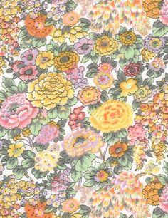 La plus belle collection de tissus Liberty.: 9002 Elysian