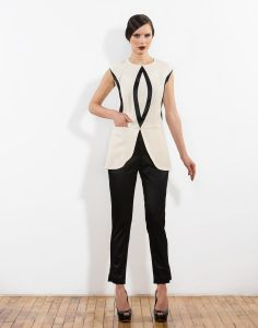 Christiana J. Paul Fall 2014! Geoffrey Top and Spencer Pants!