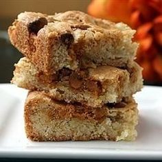 """Apple Snack Squares 
