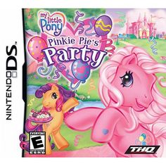 My Little Pony: Pinkie Pie's Party (DS)