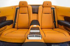La Rolls-Royce Dawn officiellement présentée !