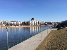 Ruoholahti canal #Helsinki #Finland