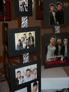 DIY One Direction party OMG MOOOOOOOOM I KNOW WHAT I WANT MY SWEET 16 TO BE THEMED