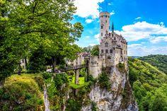 Tudja, hol található a legtöbb vár és kastély a világon?