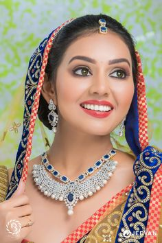 A Conceptual Photo-shoot Solely Dedicated For All The Jewellery Lovers Out There! Cute Beauty, Beauty Full Girl, Beauty Women, Indian Bridal Photos, Indian Bridal Fashion, Beautiful Bollywood Actress, Beautiful Indian Actress, Beautiful Bride, Gorgeous Eyes