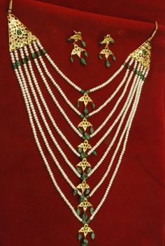 saath lada, jewel, jewelry, traditional, wedding,