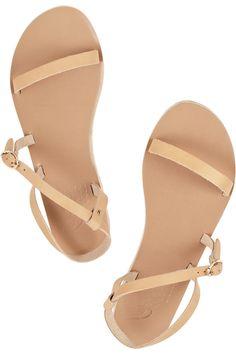 Minimal + Classic: Ancient Greek Sandals | Niove leather sandals