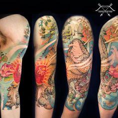 Guest artist:  Veronika Liddell  #tattoo #tattooed #ink #inked #Neotraditionaltattoo #tattoocollective #tattooaddicts #tattooworkers #tattooartist #bodyart #tattooedgirl #skinartmag #skinart_mag #skinartmagtraditional #thebestspaintattooartists #anchor #tattoo #tattooed #ink #inked #tattoocollective #tattooaddicts #tattooworkers #tattooartist #bodyart #tattooworld #tattooart #skinartmag #pinkterest #inkedup #thebestspaintattooartists #valenciatattoos #tatuajesvalencia