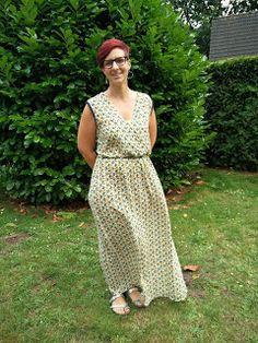 Vivienne dress, verlengd, zonder mouwen