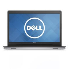2015 Newest Edition Dell Inspiron 17 5000 Series 17.3 Inch Laptop with with Windows 7 Professional, 5th Generation Intel Core i3-5005U (3M Cache, 2 GHz), 4GB Memory, 500GB HDD