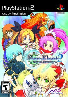 Amazon.com: Mana Khemia 2: Fall Of Alchemy - PlayStation 2: Video Games