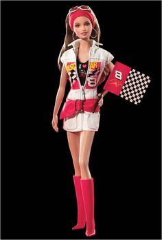 Nascar Barbie-Dale