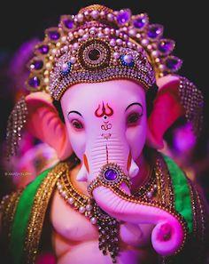 Ganesh images for this ganesh chaturthi - Wallpapers.Wishes. Ganesh Pic, Jai Ganesh, Ganesh Lord, Ganesh Idol, Shree Ganesh, Shri Ganesh Images, Shiva Parvati Images, Ganesha Pictures, Ganesh Chaturthi Photos