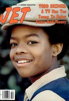 """Jet Digest Magazine """"Todd Bridges: A Tv Star Too Young to Enjoy Fame and Money"""" October 1980 Ebony Magazine Cover, Magazine Front Cover, Magazine Covers, Jet Magazine, Black Magazine, Old Magazines, Vintage Magazines, Todd Bridges, Billboard Magazine"""