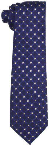 Dockers Men's Dot Grid Necktie  http://www.yourneckties.com/dockers-mens-dot-grid-necktie-2/