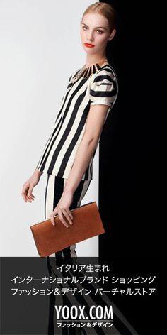 Stripes rule! #Fashion 248「テーマはクラシックボヘミアン、モトナリ オノ 2013-14秋冬」|中川吹雪 ブログ|VOGUE