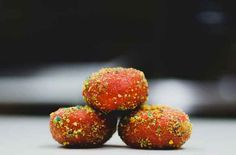 Now, though? Behold their newest creation: Cap'n Crunch Donut Holes.