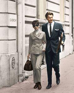 Hepburn x Givenchy