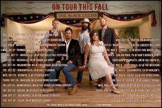 The Black Lillies - More Tour Dates