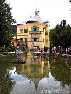 #Hellbrunn Palace, #Salzburg, Austria