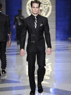 Men's fashion and accessories - SS 2012 - Fashion show collection - Versace 2012