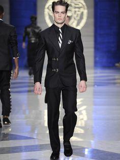 Versace S/S 2012