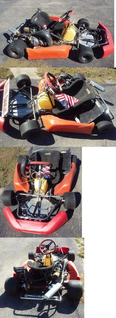 Complete Go-Karts and Frames 64656: Racing Go-Kart With Honda Engine -> BUY IT NOW ONLY: $550 on eBay!