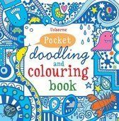 Pocket Doodling And Colouring Book
