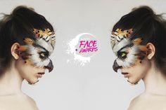 Nyx Spain Face Awards 2016    Jimena Reno