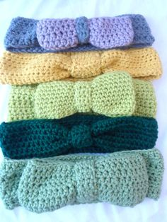 Crochet headband SALE