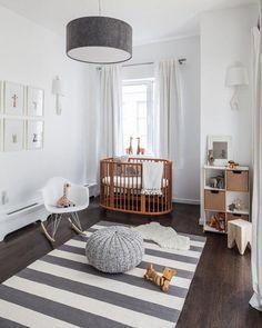 25 Minimalist Nursery Room Ideas