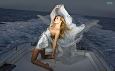 water fashion photography Wallpaper HD Wallpaper