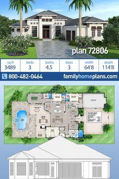 97 Modern House Plans Ideas In 2021 Modern House Plans House Plans Modern House