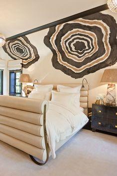 KELLY WEARSTLER   INTERIORS. Evergreen Residence, Bedroom