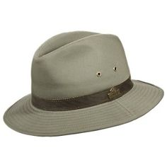 2e3dbd10202 RedHead Twill Safari Hat for Men - Olive - XL Mens Safari Hats