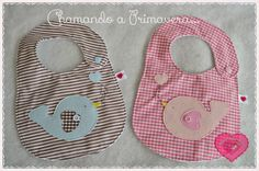 Arts & Ideas Ana: bibs very cuddly! (New collection)