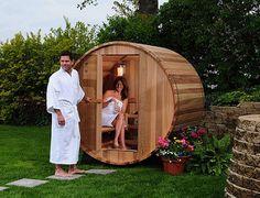 venta de saunas de exterior | por ventadesaunas