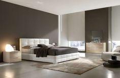 Modern White Bedroom Furniture