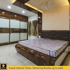 Relaxing Wardrobe Design Ideas For Your Home 21 Bedroom False Ceiling Design, Room Design Bedroom, Luxury Bedroom Design, Bedroom Furniture Design, Home Room Design, Wardrobe Interior Design, Wardrobe Door Designs, Wardrobe Design Bedroom, Bedroom Cupboard Designs