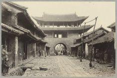 Yunnan, China.      Joseph Rock - On Shadow