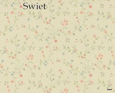 Schattig bloemetjes behang | Swiet Interior Inspiration, Sweet Home, Wallpaper, Toilet, Google, House, Everything, House Beautiful, Home