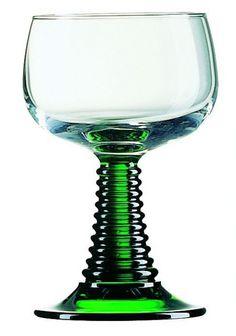 ღღ roemer glas, a german wine glass.