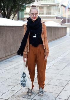 Ella - Hel Looks - Street Style from Helsinki