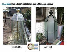 Hometalk :: DIY Lantern Ideas :: Margaret @ Moving Forward Redesign's clipboard on Hometalk