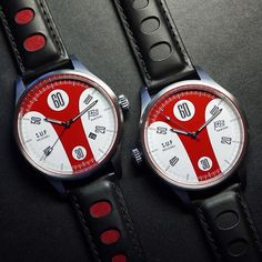 S.U.F Paroni Flying Finn and Limited Edition - cool, affordable and distinctive watches made by Sarpaneva watches.