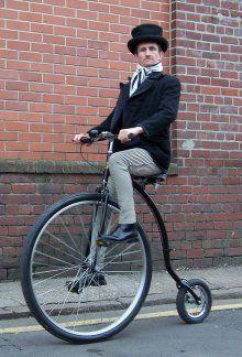 eccentric victorian gentleman