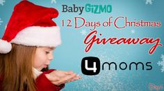 4MOMS Giveaway by: The Baby Gizmo Company http://blog.babygizmo.com/2013/12/baby-gizmo-12-days-christmas-2013-giveaway-day-2/#comment-292744